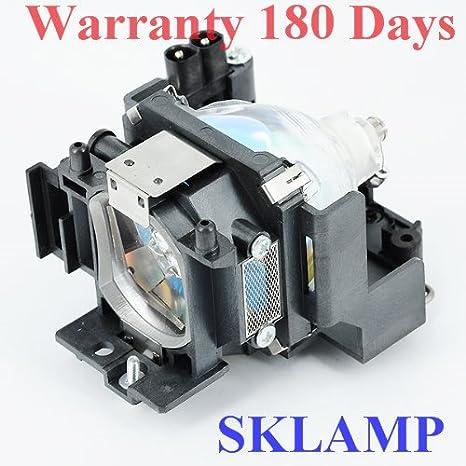 Sklamp LMP-C150 Replacement Lamp with Housing for Sony VPL-CS5 VPL-CS6 Projectors