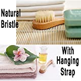 Aisilk Natural Bristles Wooden Face Cleaning