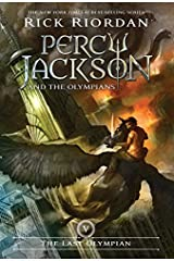 The Last Olympian (Percy Jackson and the Olympians, Book 5) Paperback