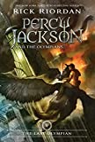 img - for The Last Olympian (Percy Jackson and the Olympians, Book 5) book / textbook / text book