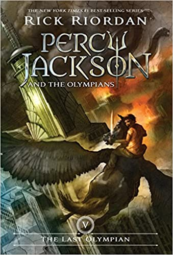 Image result for percy jackson last book