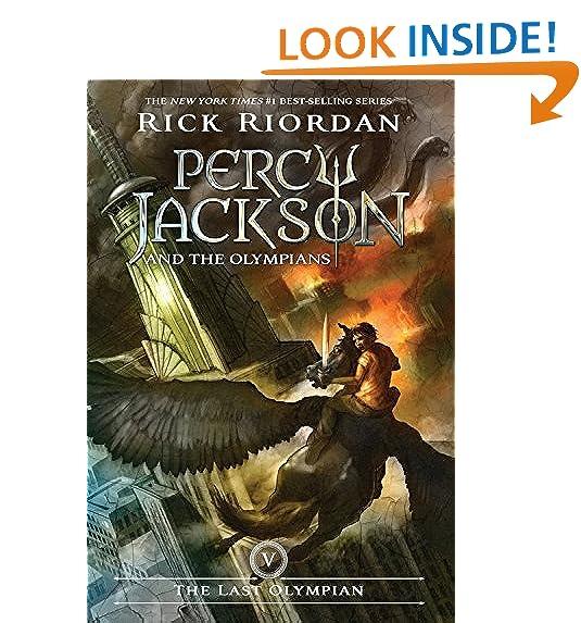 Percy Jackson 3: Amazon.com