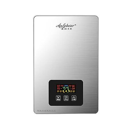Water heater Calentador de Agua eléctrico de 8kw Calentador de Agua instantáneo 220V Debajo del Fregadero