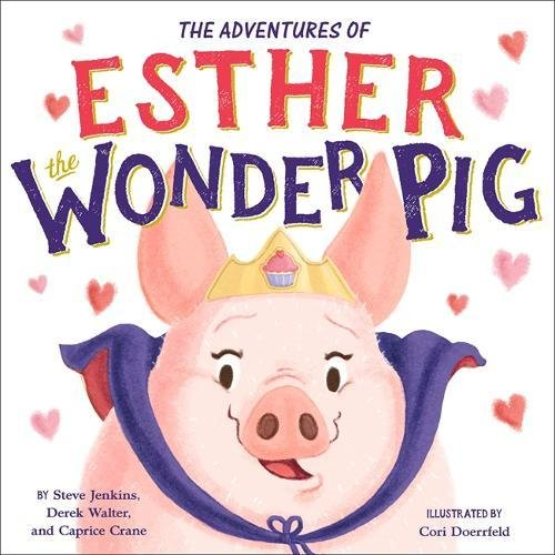 Price comparison product image The True Adventures of Esther the Wonder Pig