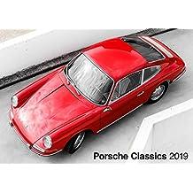 Porsche Classics 2019 Calendar