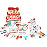 Janod - J02856 - Happy Birthday Set Circus