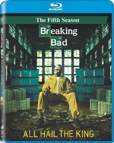 Breaking Bad: Season 5 (Episodes 1-8) (2 Discs Blu-ray + UltraViolet Digital Copy) by Sony Pictures Home Entertainment (Breaking Bad Season 4 And 5)