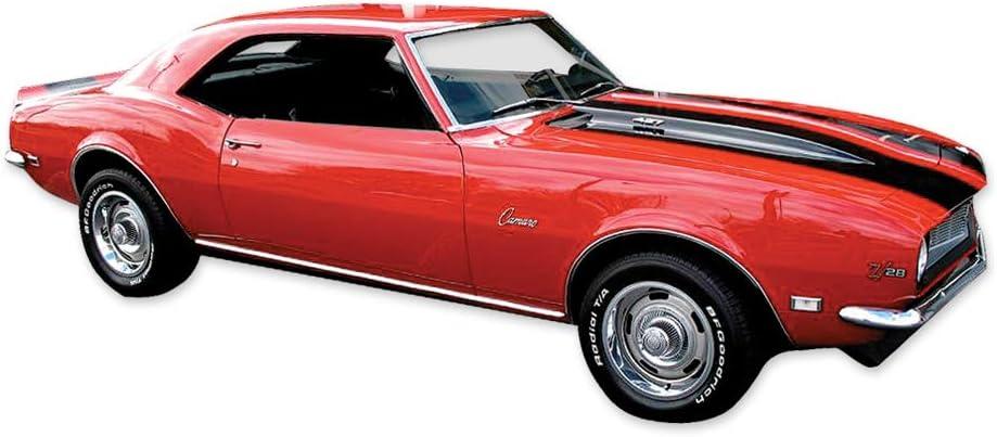 1968 Chevrolet Camaro Super Sport SS Stencil Decals /& Stripes Kit