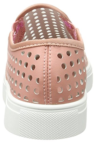 Rose Femme Punched Bianco Jfm17 Loafer 46 Mocassins Rose ZTxq8nF