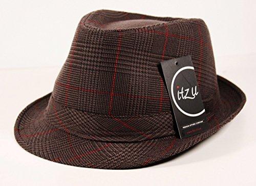 Mangal Accessories - Chapeau fedora - Homme