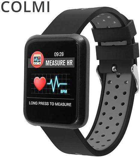 Amazon.com: Colmi Smart Watch Bluetooth Fitness, reloj ...
