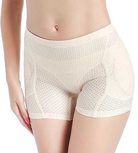 3b53cd4349c DODOING Invisible Butt Lifter Shapewear Booty Enhancing Slim Butt Lift  Padded Panties Underwear