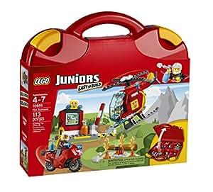 LEGO Juniors Fire Suitcase (10685)