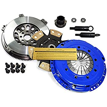 EFT STAGE 3 CLUTCH KIT+CHROMOLY FLYWHEEL BMW 325 328 525 528 M3 Z3 E34 E36 E39
