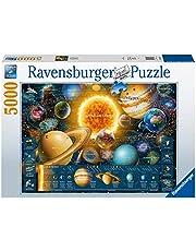 Ravensburger puzzel Planeten - Legpuzzel - 5000 stukjes