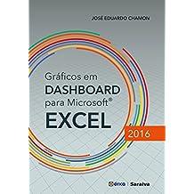 Gráficos em Dashboard Para Microsoft Excel 2016