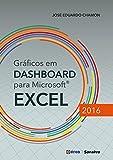 capa de Gráficos em Dashboard Para Microsoft Excel 2016