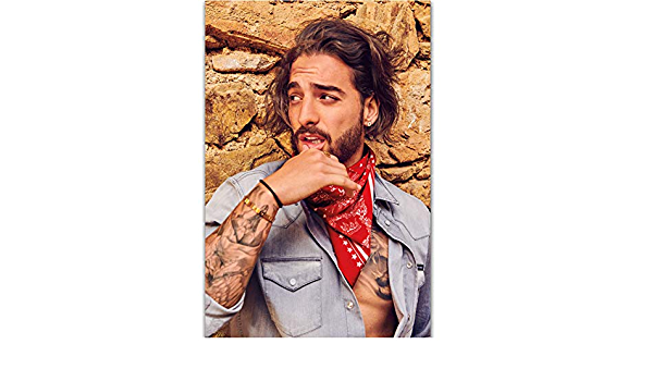 Maluma Posters and Prints Fashion Magazine Cover Urban Pop ...