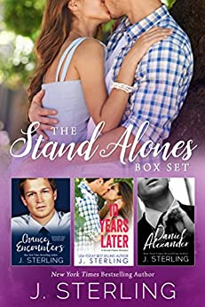 The Stand Alones: a Romance Box Set filled with Second Chances and Alpha Males by [Sterling, J.]