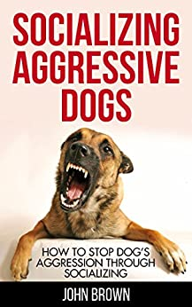Socializing Aggressive Dogs Aggression Through ebook product image