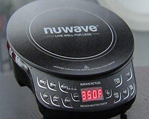NuWave Induction Cooktop Adjustable Wattage