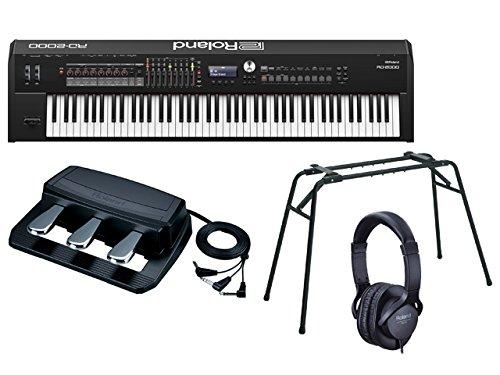100%安い Roland Complete (ローランド) ステージピアノ RD-2000 Complete Set Set RD-2000 B0773KK2TS, Mathematics:32369907 --- goumitra.com