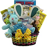 GreatArrivals Hoppin' Easter Fun Boy Child's Basket, 3-5 Years, 3 Pound