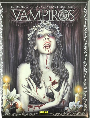 Descargar Libro Vampiros, El Mundo De Las Sombras Ilustrado Aa.vv.