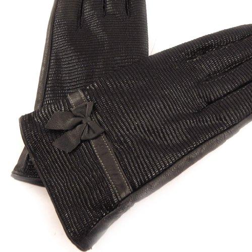 [リリーの宝 (Les Tresors De Lily)] (Scarlett コレクション) [K7592] 手袋 ブラック
