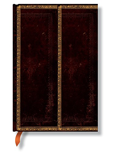 Download Black Moroccan Flexi Mini Lined Journal (Old Leather) pdf