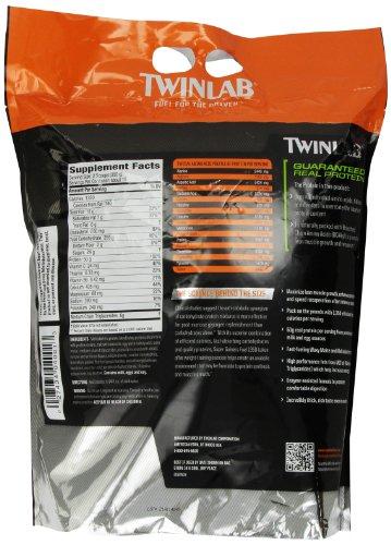 Twinlab Super Gainers Fuel 1350 Milkshake, Chocolate, 12 Pound