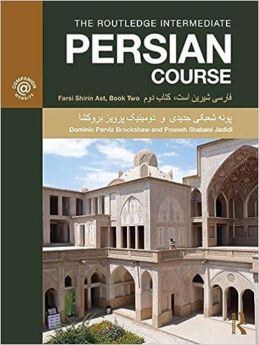 The Routledge Intermediate Persian Course Farsi Shirin Ast Book