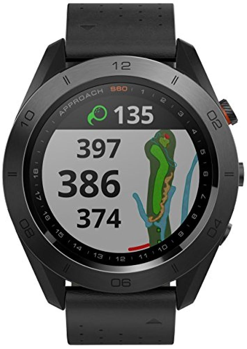 [해외] GARMIN(가민) APPROACH 골프 네비 APPROACH S60 CERAMIC 010-01702-22