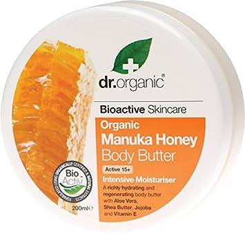 dr organic body butter