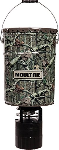 Moultrie 6.5-Gallon Pro Hunter Hanging Deer Feeder