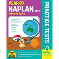 NAPLAN*-style Year 3 Practice Tests (new cover)