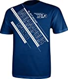 2012 Indianapolis 500 Event Navy Striped T-Shirt