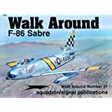 F-86 Sabre - Walk Around No. 21