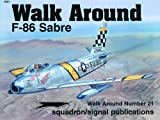 F-86 Sabre Walk Around, Larry Davis, 0897474090