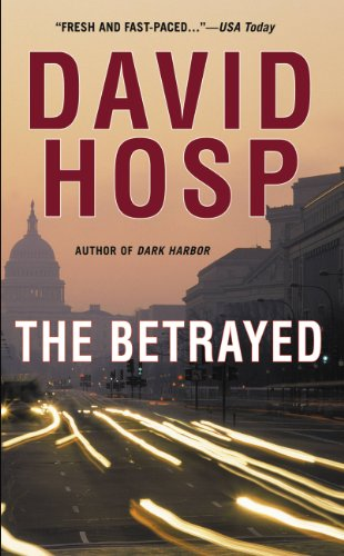 book cover of The Betrayed