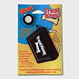Treat Keep Pet Treat Pouch w/ Retractable Belt Clip Lanyard (Use With Ease While Walking Your Pet), My Pet Supplies