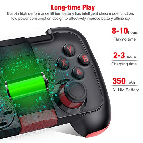 BEBONCOOL Android Wireless Game Controller for Android Phone