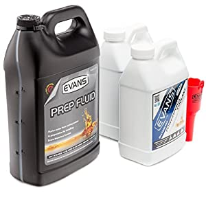 Evans Coolant Powersports Waterless Coolant and Prep Fluid Combo Pack from Evans Coolant