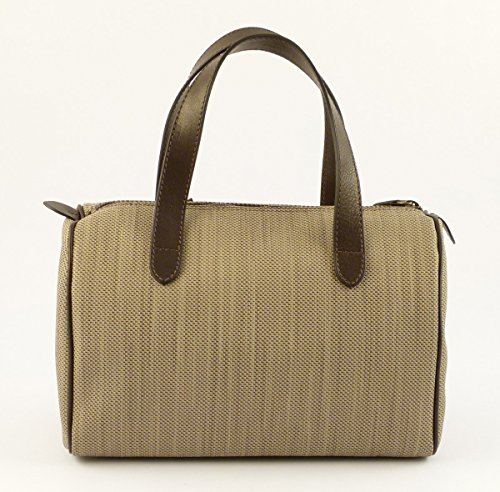Borsa bauletto Timberland M5565 Beige D25 Made in Italy
