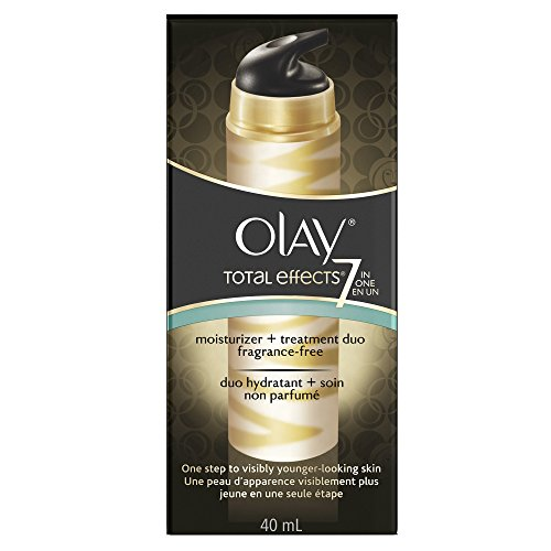 Olay Total Effects 7 In One Moisturizer + Serum Duo With Sunscreen Broad Spectrum SPF 15 Fragrance-Free 1.35 Fl Oz Image
