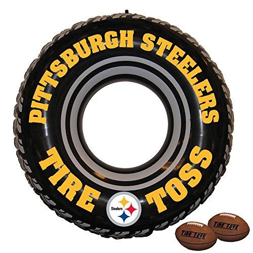 tire toss game - 1