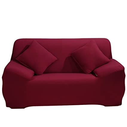 Amazon.com: MIFXIN Stretch Loveseat Cover Sofa Covers Slipcover Sofa ...