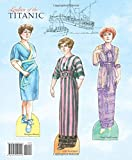 Ladies of the Titanic Paper Dolls: 6 Ladies and