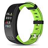 TJ Wristband Color Screen Smart Bracelet GPS Outdoor Running Cycling Sports Bracelet Heart Rate Waterproof And Other Multifunctional Sports Bracelet
