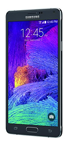Samsung Galaxy Note 4, Frosted White 32GB (Verizon Wireless) 5 Display: 5.7-inches Camera: 16-MP Processor Speed: 2.7 GHz